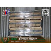 Quality MIL12 2.13m high HESCO Defensive Barrier for Military Security | ISO certificated China company for sale