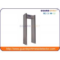 Wholesale Exhibition Center Security Body Scanner Multi Zone Metal Detector / Gate Metal Detector from china suppliers