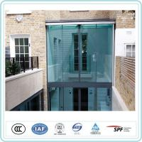 China 3-19mm Building Glass Structural Glass Curtain Wall Insulated Glass Panel on sale