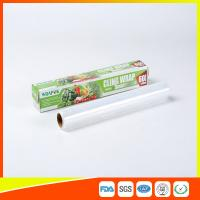 Wholesale Kitchen Food Safe PE Cling Film Stretch For Cooking / Food Keeping Clean from china suppliers