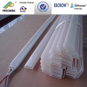 Wholesale PFA square tube, PFA rectangle tube , PFA  heater tube from china suppliers