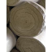 Quality Dust Free Rockwool Insulation Blanket For Process Temperature Control for sale