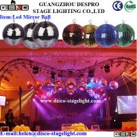 Wholesale Decoration RGB Spinning LED Ball For DJ KTV Stage Lighting Effects from china suppliers