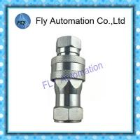 Wholesale 6600 Series ISO 7241 Series A 1/4 3/8 1/2 3/4 Pneumatic Tube Fittings Manual sleeve poppet valve from china suppliers