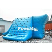 Wholesale Fire Resistance Inflatable Water Slide Inflatable Water Tool For Seashore Park from china suppliers