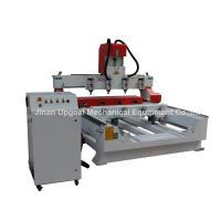 Wholesale 4 Spindles 4 Rotary Axis Cylinder Flat Wood Carving Machine with NK105 Control from china suppliers
