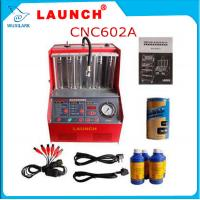 Wholesale Launch CNC602a Injector Cleaner and Tester CNC-602 110V & 220V from china suppliers