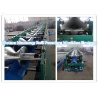 Wholesale Warehouse purlin Cold Roll Forming Machine 15m/min For roof panel from china suppliers