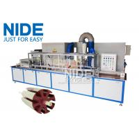 Wholesale Servo Epoxy Powder Coating Machine With The Touch Screen For Armature Rotor from china suppliers