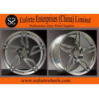 Buy cheap SS wheels Forged Racing Wheels Forged Wheels Gun Metal Do Impact Testing from wholesalers