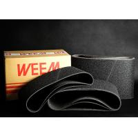 Anti Static Floor Abrasives Sanding Belts , Silicon Carbide Grain