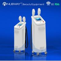 Wholesale ipl shr skin rejuvenation removal unwanted hair machine hot sale in Europe from china suppliers