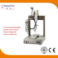 Wholesale 3 Axis Automatic PCB Hot Bar Soldering Machine Spot Welder High Precision from china suppliers