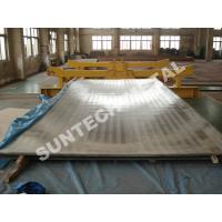 Wholesale Austeninic Stainless Steel 316L 31603 / 516 Gr.70 Square Clad Plate for Column from china suppliers