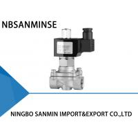 Wholesale Z7 2 Way Normally Closed Solenoid Valve Direct Acting 0 - 5 kgf / cm ² Pressure from china suppliers