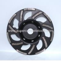 Wholesale L Shaped Concrete Grinding Cup Wheels from china suppliers
