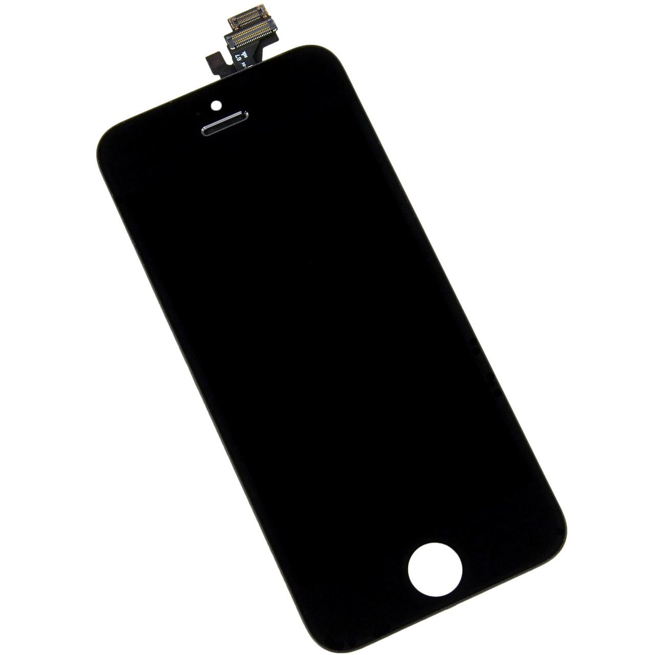 Retina HD Original LCD IPhone 7 Screen Replacement Polarizer Supported Black Color