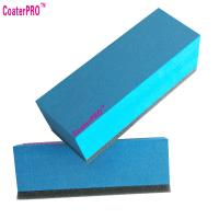 Wholesale 9h ceramic coating applicator nano coating agent applicator pad nano coat sponge super hydrophobic coating-10pcs from china suppliers