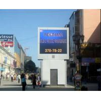 Wholesale P6 outdoor Led display Full Color IP65 waterproof 3mm smd3535 from china suppliers