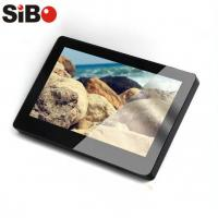 Wholesale 7 inch Allwinner Android Industrial grade Tablet with RS232 RS485 for Inwall flush mount from china suppliers