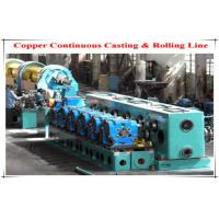 Wholesale Oval Circular Holes Φ250 Cold Rolling Mill , Copper Rod Two Roll Mill from china suppliers