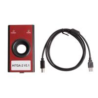 Wholesale HiTag2 V3.1 Automotive Key Programmer With English Language For Audi from china suppliers