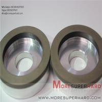 Wholesale 6A2 The resin bond diamond is easy to dress the superhard diamond grinding wheel  Alisa@moresuperhard.com from china suppliers