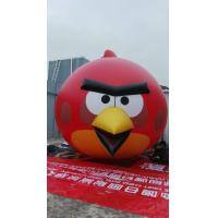 Wholesale 5 Meter High Colorful Cartoon Inflatable Model Inflatable Angry Birds For Exhibition from china suppliers