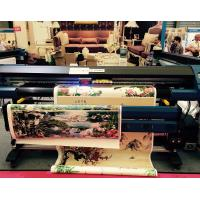 Wholesale Photo-Paper 3.2M Eco Solvent Printer 4 Color Printer DX5 Print Head from china suppliers