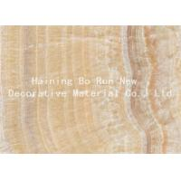 Wholesale High Gloss Laminate PVC Decorative Film For Furniture 500 Meters / Roll from china suppliers