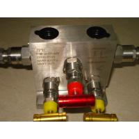 Wholesale Single Flang Five Manifolds Electric Valve Actuator For Natural Gas Station from china suppliers
