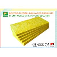 Wholesale Soundproof Insulation Glass Wool roll for air conditioning of generator room from china suppliers
