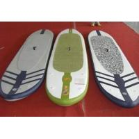 Wholesale Comfortable Best Inflatable Sup Boards , double - wall fabric Air deck 7 - 20CM from china suppliers