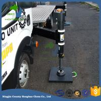 Quality Crane Leg Supporting Outrigger Pad Stabiliser Plate Jack Mat uhmwpe Facatory Price for sale