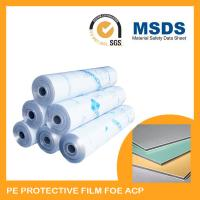 Wholesale Waterproof Self Adhesive Protective Film For Aluminum Composite Panel from china suppliers