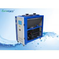Wholesale 8 HP Double Condenser Portable Water Chiller Units Water Cooled Ac Unit 380V from china suppliers