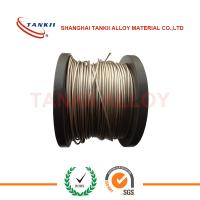 Wholesale Multi-Strand Nicr Alloy Nickel Chrome Wire For Pink Ceramic Pad Heater Assembilies from china suppliers