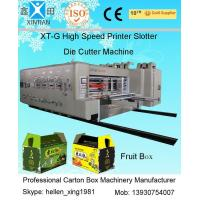 Wholesale Automatic Feeding Carton Box Making Machinery High Speed 180 Pieces / Min from china suppliers