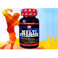Wholesale Human Health Vitamins Minerals Supplements multivitamins A to Z from china suppliers