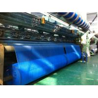 Wholesale Blue Wrap Knitted Agricultural Netting Roll Windbreak Net , Uv Protection from china suppliers
