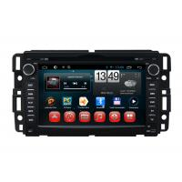 Wholesale GMC 2013 Yukon Acadia Sierra Car GPS Navigation System Android DVD Player from china suppliers