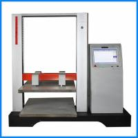 Wholesale Electronic Carton Compression Tester , Computer Servo Box Carton Compressive Testing Machine from china suppliers