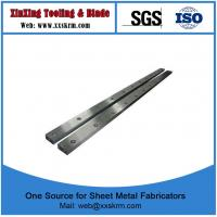 Buy cheap High Quality Shear Blades for Shearing Machine hot sales from wholesalers