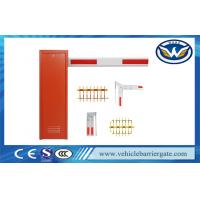 Wholesale Vehicle Barrier Arm Gate , Security Boom Barriers For Parking Lot Management System from china suppliers