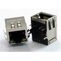 Wholesale MIC24011-0101T-LF3 Connector Rj45 With Magnetics Transformer 10/100 Base-T from china suppliers