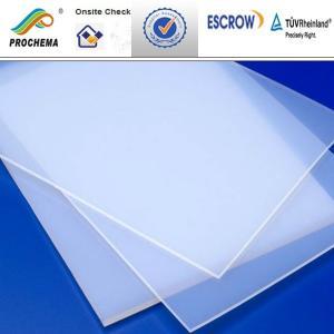 Wholesale PolyChloroTriFluoroEthylene SHEET / PCTFE SHEETS from china suppliers
