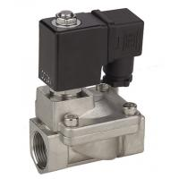 Wholesale 24VDC Electrical Latching Solenoid Water Valve Stainless Steel With Bistable Pulse from china suppliers
