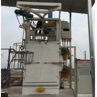 Wholesale Y Shape Hook Type Shot Blasting Machine Aluminium Castings Cleaning from china suppliers