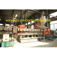 Wholesale High Capacity Automatic XPS Extrusion Machinery 95T/300 for Styrofoam Insulation Board from china suppliers