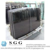 Wholesale Grade A High quality black table top glass from china suppliers